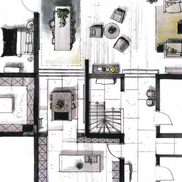 architektonische-einrichtungsplanung